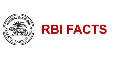 Facts about RBI