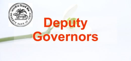 Deputy Governors