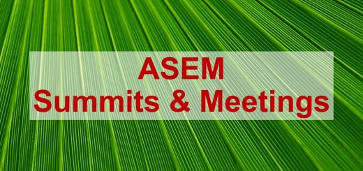 ASEM Summits and meetings