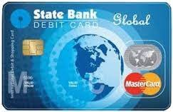 EMV Chip SBI Debit Card