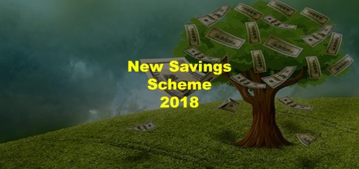 New Savings Scheme 2018