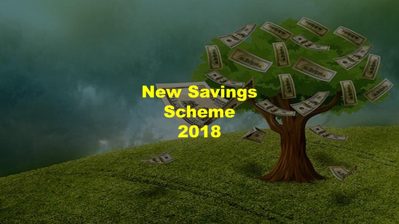 New Savings Scheme 2018