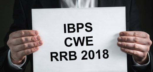 IBPS CWE RRB 2018