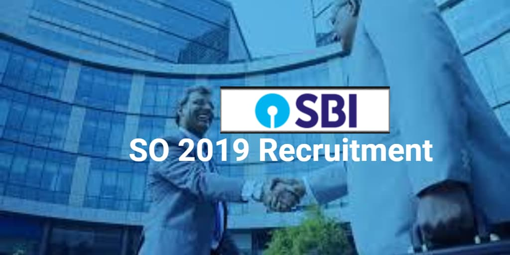 sbi_SO_2019_recruitment